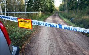 Här vid Norr Bertilsbo utanför Bjursås hittades Linda Chens döda kropp.