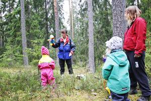 Ulrika Bengts har varit ledare för Knytte och Mulle i cirka 25 år, och berättar att det har blivit svårare både att få ihop barngrupper och att rekrytera nya ledare.