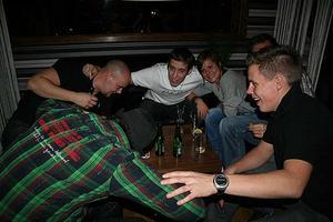 Tabazco. Jonas, Robban, Max, Sofie, Joel och Joakim