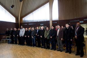 24 år sedan. I går hölls en minnesstund för offren i Halabja.