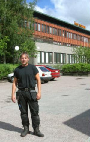 Jörgen Olsson ny sotarmästare i Ånge