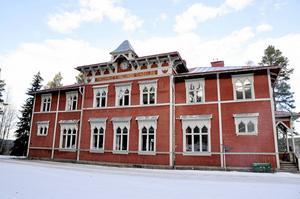 Ragunda tingshus, Ragunda. Foto: Katrin Åsander