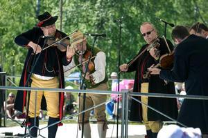 Bingsjöstämman är en del av musikfestivalen Musik vid Siljan. Arkivbild.