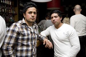 Tabazco Victor och Alex.