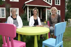 Karin Magnusson, 50 år,entreprenör, Ockelbo:– Att jag inte ska tänka så många nya tankar. Jag får så mycket idéer hela tiden, men nästa år borde jag ta det lugnt med nya tankar.