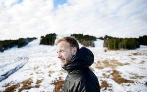 Björn Rinstad, vd på Säfsen Resort, där samtlig säsongspersonal fått varsel om uppsägning. Foto: Anna Rönnqvist/DT