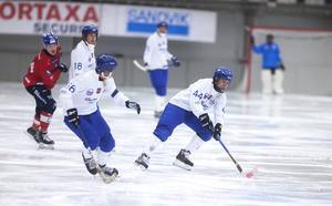 Nikita Ivanov uppges välja mellan Bollnäs och Dynamo Moskva.