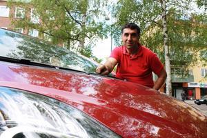 Bobbo Sekersöz öppnade en ny trafikskola i onsdags.