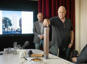 Nicklas Nybergs och Gert Wingårdhs planerade skyskrapa blev inte av.