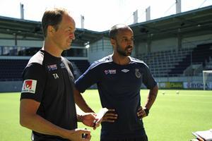 Nya GIF-tränarna Thomas Andersson och Marcus Bengtsson