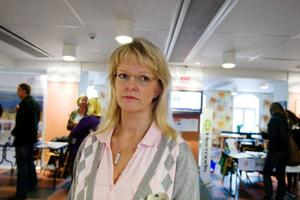 Ingrid Jacobsson-Hallén hoppas att många arbetslösa ska ta chansen och se vilka utbildningsmöjligheter som finns.