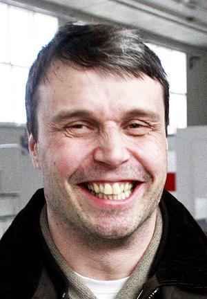 Daniel Kindberg            5 den här veckan är han arg på ÖP:s reporter som varit ofin nog att granska hans markaffärer bortom Arenan. Fortsättning följer...