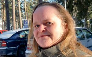 Anette Jansson. FOTO: ANN-CHRISTINE KIHL
