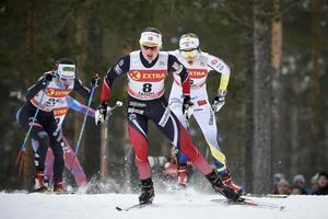 Norges Ingvild Flugstad Östberg kan ha åkt sitt sista världscuplopp.