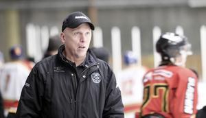 Coach Danne Nordin var nöjd med BIS rivstart i kvalserien.