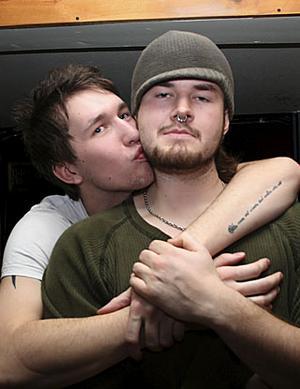 Konrad. Rikard och Olof