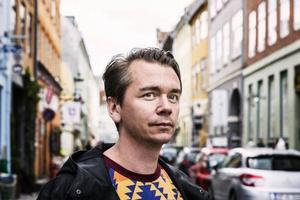 Emil Jensen spelar på Storsjöteatern på fredag kväll.