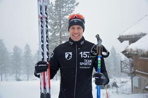 Fredrik Byström är bäste svenske herråkare i långloppscupen.