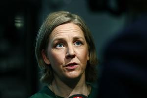 Miljöminister Karolina Skog (MP).