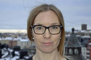 Jenny Karlsson, leg psykolog vid Rädda Barnen.