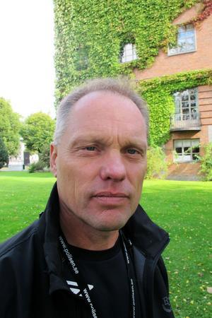 Jan Dandanelle, kriminalinspektör vid familjevåldsroteln.