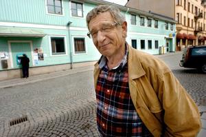 Tommy Eriksson, sportchef i Lif Lindesberg.