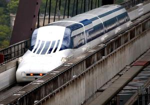Magnettåg: Framtidens tåg eller villospår?