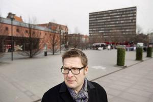 Kristian Lundberg är aktuell i vår med nya boken