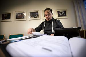 Bosse Hårdén, som efter sommarens cruisinguppror tog sig an att granska polisens arbete.