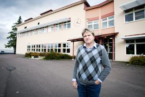 Christina Samdahl är ordförande för Lärarförbundet lokalt och är besviken över utfallet i det nya avtalet.