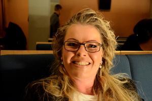 Veronica Svanberg, SD, kvällens lottvinnare: - Ren nybörjartur!
