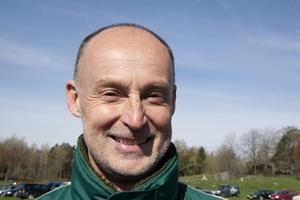 Lave Tufvesson, rektor på Berga naturbruksgymnasium. Foto: Kristina Laitinen