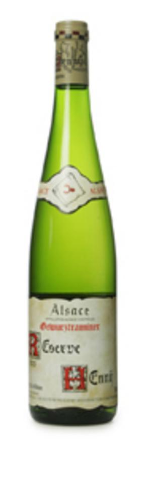 Franskt fynd. God gewürztraminer från Alsace.