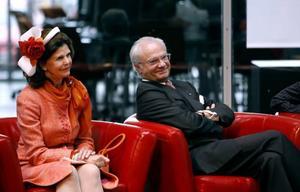 Soppa på en spik blir det inte – däremot potatis med spik – när kungaparet kommer på besök nästa vecka och äter lunch på Högbo Brukshotell.