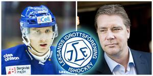 Veli-Matti Savinainen och Tommy Salo.