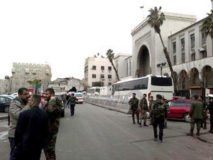 Många dog i attacken inne i domstolsbyggnaden – och kort efter dådet inträffade ytterligare ett attentat i staden.