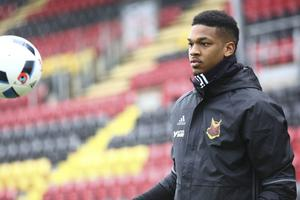 Chelseamålvakten Jamal Blackman var utlånad till Östersund och hamnade i blåsväder över en misstänkt rattfylla.