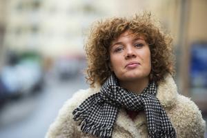 Amanda Bergman har försökt slutföra sitt debutalbum i flera år. Det var först när hon var med och startade bandet Amason som det lossnade även med den egna musiken.