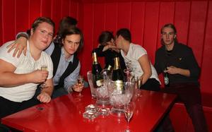 Silk. Jonas, Emilio, Tim, Sebastian och Filip