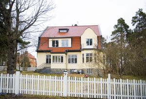 När Villa Drott kom ut på marknaden slog paret Rattfeldt-Thysell till.