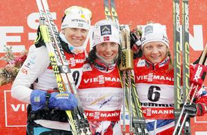 Ida Ingemardotter tog sprintsilver vid VM i Val di Fiemme 2013, detta trots att hon körde i semifinal 2 och fick kortare vila än till exempel guldmedaljören Marit Björgen, Norge.