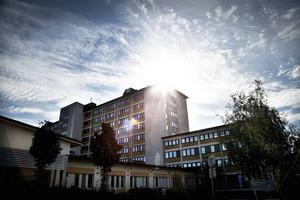Sollefteå akutsjukhus.