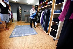 När butiken öppnade 2004 hade Lisbeth Genstrand bara ett rum, de andra delades med två andra personer.