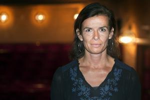 Ny. Kajsa Giertz, tillträdande chef för Teater Västmanland.Foto: Rune Jensen/arkiv