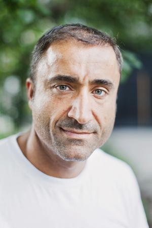Eddie Demir är föreståndare och utbildningsledare på Centralens trafikskola.