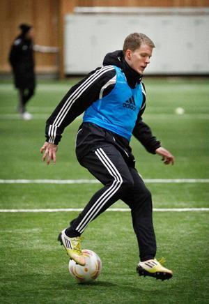 Östersunds FK:s Robert Hammarstedt.