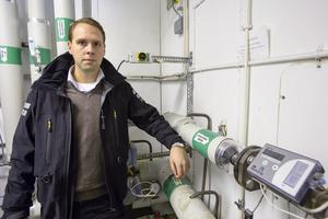 Riflex vd Martin Hagman gläds åt bolagets stora projekt i Knivsta men beklagar att det planerade bygget av hyresrätter i Rimbo inte blir av.