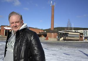 Hans-Erik Beck har ännu en gång motionerat om hur han vill att avkastningen från Ångefallen kraft ska hanteras.