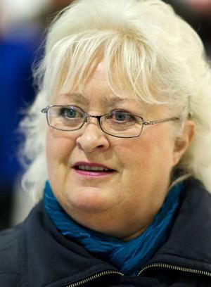 Anne Swen-dung, 59 år, Östersund:– Nej, jag har pension redan. Men det är tufft, det gäller att rätta munnen efter matsäcken.