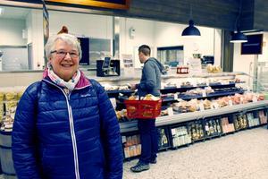Monica Nilsson, Väddö, väljer lokalt kött när hon handlar: – Kvaliteten är viktigast, därför blir det närproducerat. Jag äter hellre gott än billigt.